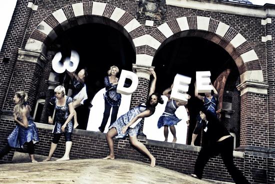 Dansgroep 3DEE