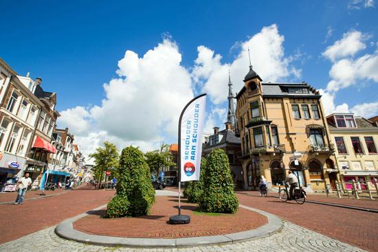 Leeuwarden Fryslân 2018